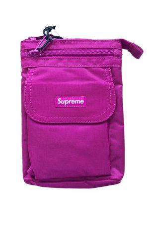 Supreme Shoulder Bag (FW19) Magenta for Sale in Ruskin, FL