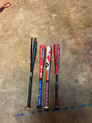 Youth baseball bats for Sale in Rosenberg, TX