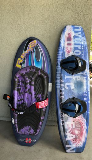 Wake & Knee Board for Sale in Gilroy, CA