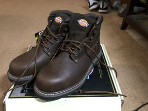 Size 10 Steel Toe Work Boots for Sale in Fairfield, CA
