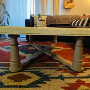 Farm House Style Coffee Table for Sale in Fresno, CA