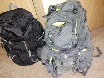 2 Hiking Backpacks Brand New for Sale in Brier,  WA