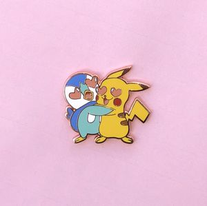 Pokemon Pikachu / Piplup Pin for Sale in Boca Raton, FL