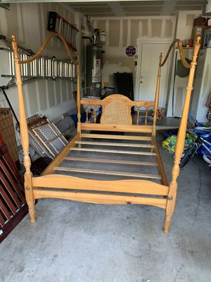 Canopy bed for Sale in North Topsail Beach, NC