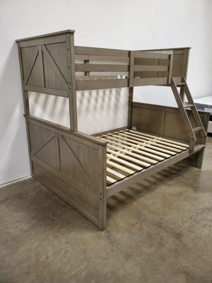 Twin over full bunk bed for Sale in Phoenix, AZ