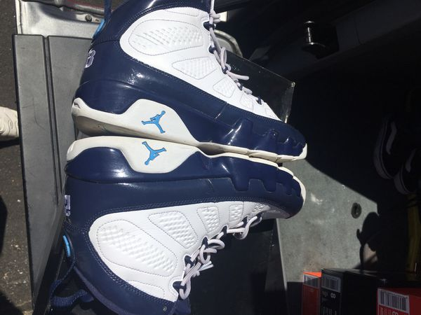 Jordan 9 size 8.5