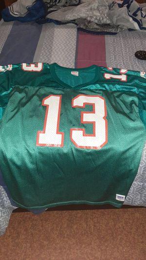 Wilson, Dan Marino XL Authenticated Jersey for Sale in Clarksburg, WV