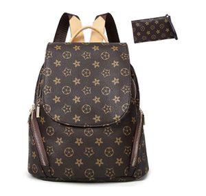 Casual Purse Fashion School Leather Backpack Crossbady Shoulder Bag Mini Backpack for Women & Teenage Girls for Sale in West Jordan, UT