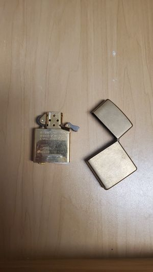 Zippo lighter for Sale in Palatine, IL