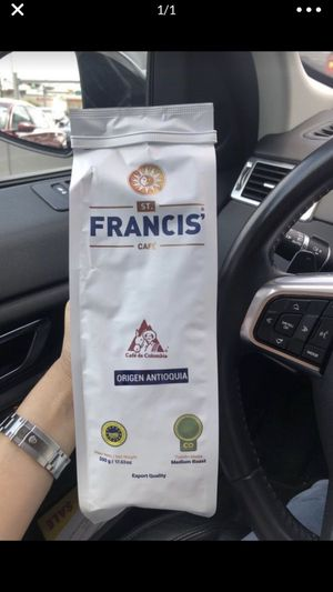 1 lb x 30 packs Colombia Premium quality Coffee medium roasted beans for Sale in Aventura, FL