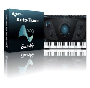 Antares – Auto-Tune Pro v9 VST 2020 activated (WINDOWS ONLY) for Sale in Coral Gables, FL