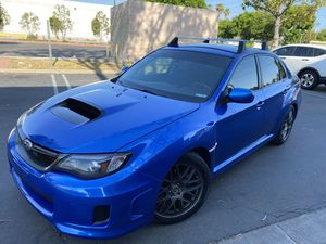 2011 Subaru Impreza Sedan WRX for Sale in Anaheim, CA