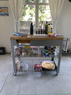 Kitchen Island for Sale in West Hollywood, CA