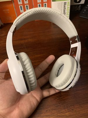6 🎼((brand new))2020 bluedio wireless headsets built-in microphone for hand free call and music streaming.🎼 for Sale in Pembroke Pines, FL