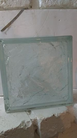 Antique glass bricks Markings 277 and30. for Sale in Houston, TX