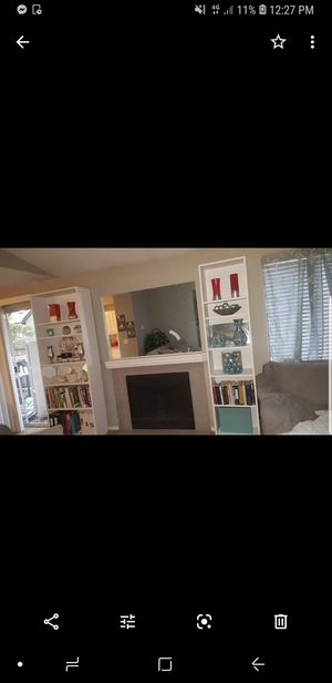 2 Bookshelves for Sale in Federal Way, WA