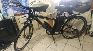 Electric Bicycle w. Helmet for Sale in Rialto, CA