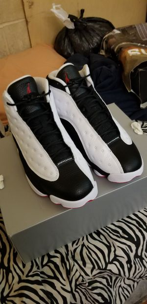 Jordan's 13 Size 10 and a 1/2 for Sale in New York, NY