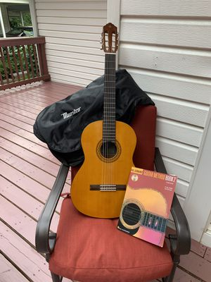 Yamaha C40 Acoustic Guitar for Sale in Silver Spring, MD