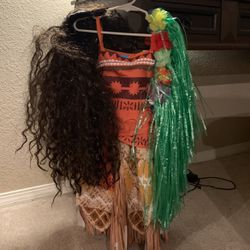Moana Dress Up for Sale in Winchester,  CA
