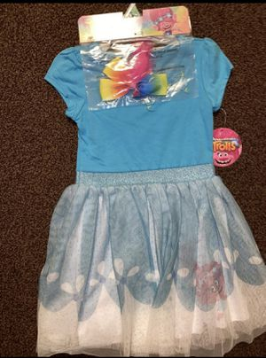 Trolls Minnie Mouse Disney dress frozen princess for Sale in Spring Valley, CA