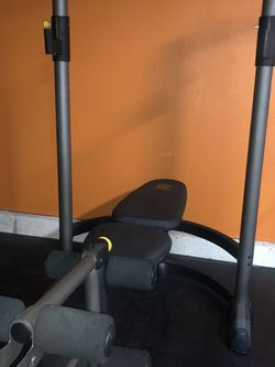Adjustable Bench Press for Sale in San Diego,  CA
