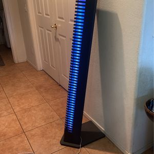 Lit Up CD/Video Game Rack for Sale in Phoenix, AZ