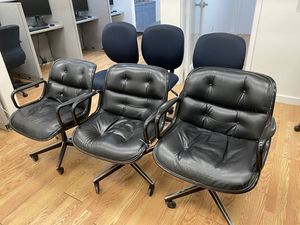 6 office chairs for Sale in Miami, FL