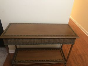 Entryway/Console table for Sale in Lithonia, GA