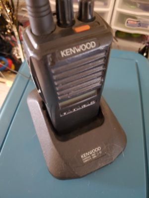 Kenwood TK-380 two way radio (HAM) for Sale in Modesto, CA