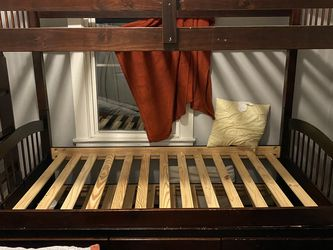 Cherrywood Bunk Bed for Sale in Freeport,  NY