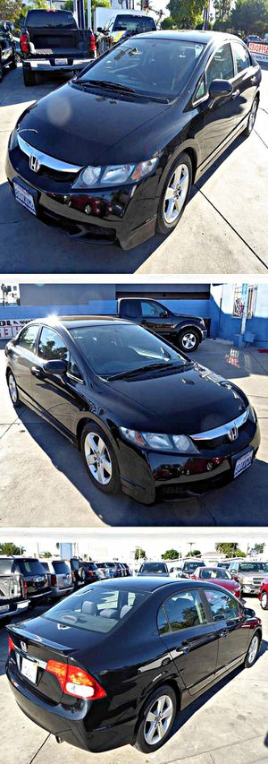 2010 Honda Civic LXS Sedan 5-Speed AT, 55k for Sale in South Gate, CA