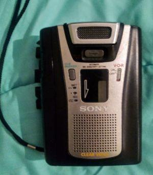 Sony Cassette Recorder TCM-465V /Player for Sale in Las Vegas, NV