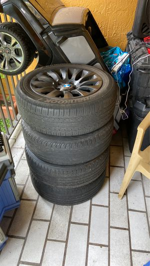 BMW Rims and wheels for Sale in Miami, FL