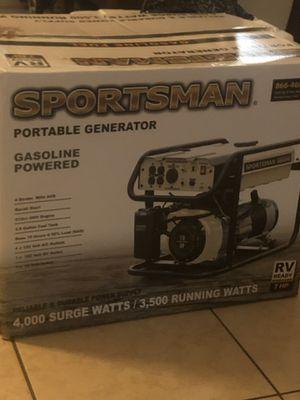 Brand new Portable generator for Sale in Avon Park, FL