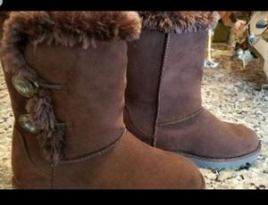 Brown Girl Boots - Size 1 for Sale in Simpsonville, SC
