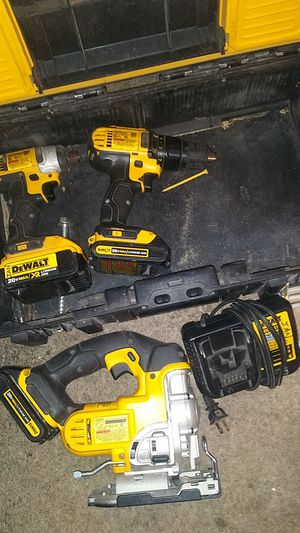 Jigsaw impact and drill driver for Sale in Houston, TX