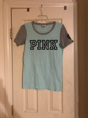 Womens lot of 2 VS PINK t-shirts for Sale in Henderson, NV