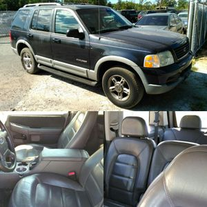 2002 Ford Explorer XLT 3rd row seat for Sale in Silver Spring, MD