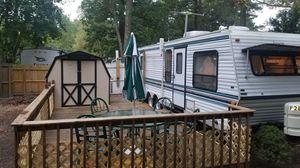1992 30 ft jayco travel camper for Sale in Mount Joy, PA