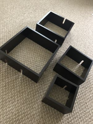 Stackable wall shelves for Sale in Ashburn, VA