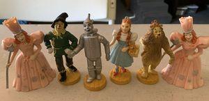 Wizards of Oz Figures - 1939 Lowe's Ren 1966 MGM 1987 Turner Macau for Sale in Pico Rivera, CA