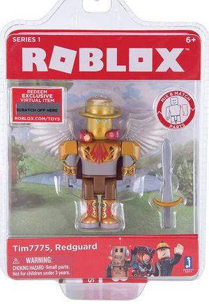 Roblox Series 1 Tim 7775 Redguard Figure for Sale in Chula Vista, CA