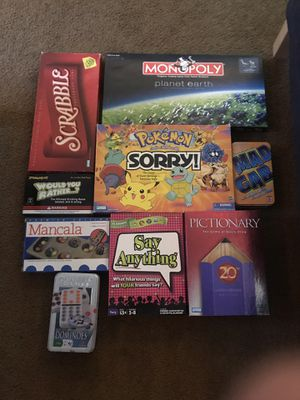 Adult Board Games for Sale in Berwyn Heights, MD