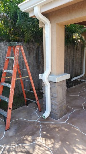 Seamless gutters any color and sizes for Sale in Cooper City, FL