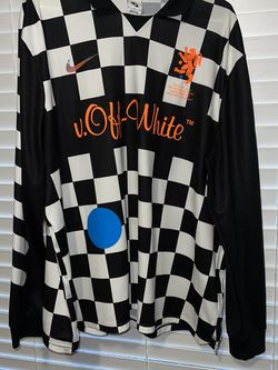 Nike Off White World Cup Jersey size XL Soccer Football for Sale in Fort Washington,  MD