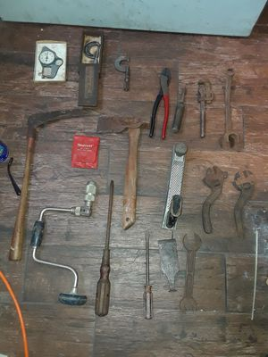 Vintage hand tools. Snap on , max, and others for Sale in Melrose, MA