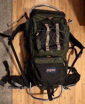 Jansport external frame XXL backpacking pack for Sale in Portland, OR