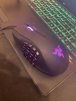 ❗️DISCOUNT ❗️Razer Naga Gaming Mouse for Sale in Campbell, CA