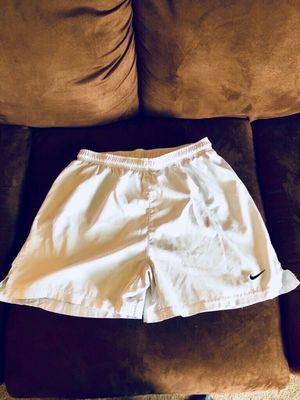 White Nike Dri-Fit Shorts - M for Sale in Nashville, TN